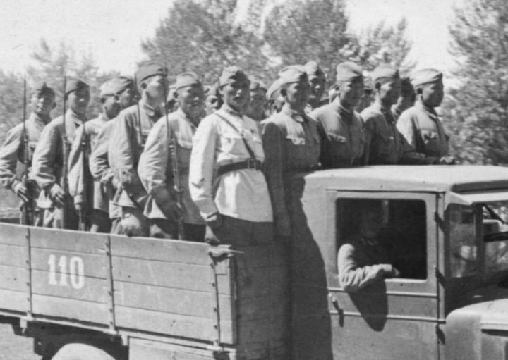 Тувинцы: «черная смерть» вермахта