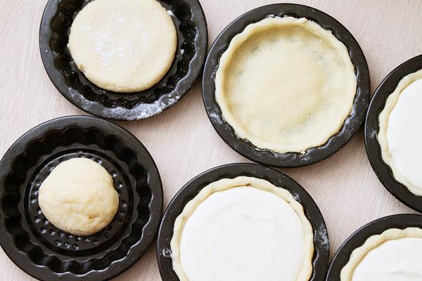 Пирожные Ватрушки