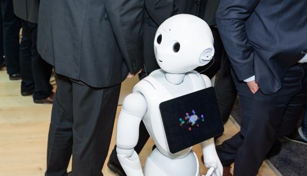 Робот по имени Pepper впервые выступит в парламенте Великобритании