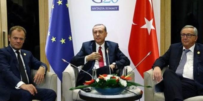 """Эрдоган пригрозил наводнить Европу беженцами: """"И что вы сделаете - убьете их?"""""""