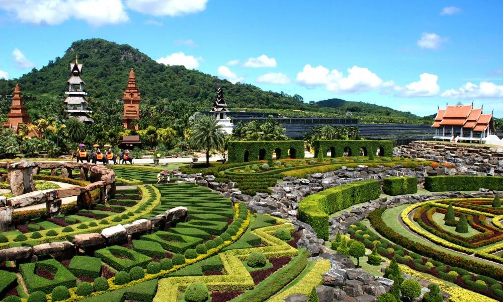 тропический парк нонг нуч Montero