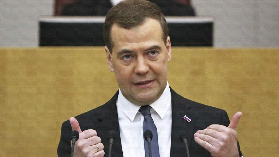 Медведев считает, что Россия…