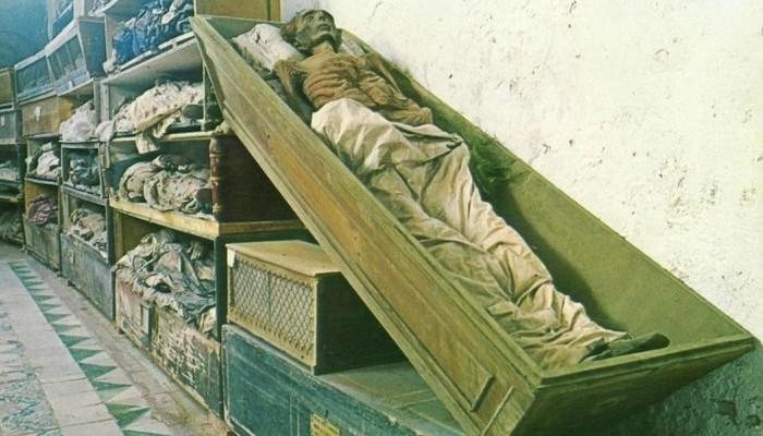 Катакомбы содержались на пожертвования родственников умерших.