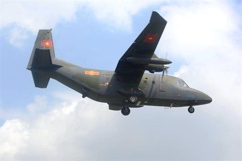 ВВС Вьетнама получили два базовых патрульных самолета NC212i MSA индонезийского производства