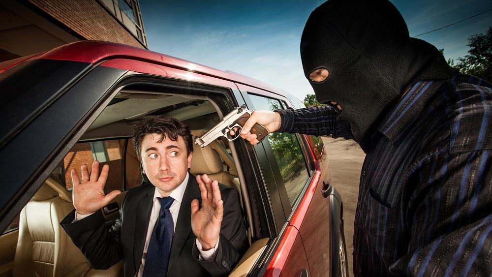 Видео: Самая неудачная попытка ограбления