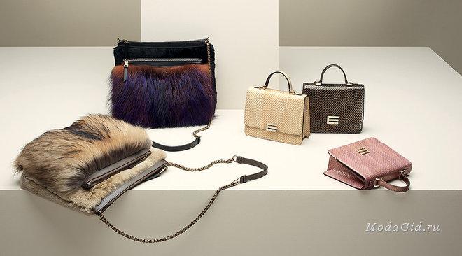 Коллекция сумок Etro, осень-зима 2015-201