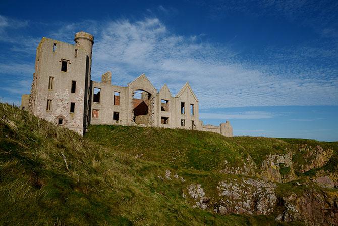 Рейтинг самых интересных замков Шотландии
