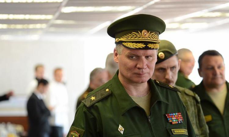 Минобороны опровергло слова Порошенко о присутствии ВС РФ на Украине