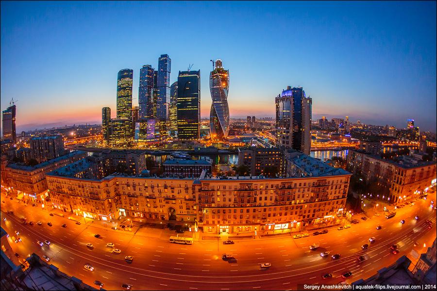 Где лучше всего жить в Москве?