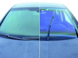 Простой совет, чтобы стекла в машине не замерзали