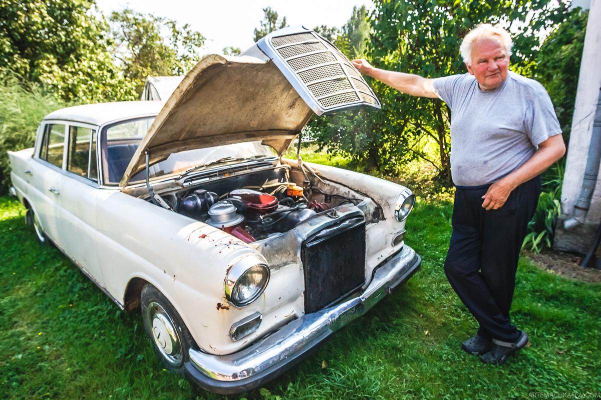 Как реставрируют авто