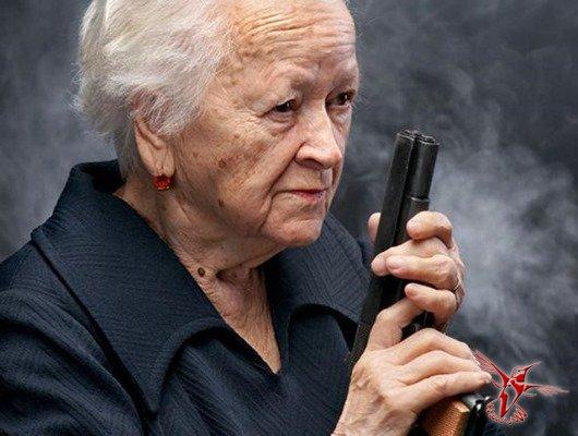 Очень разная бывает эта самая  старость: типология старушек