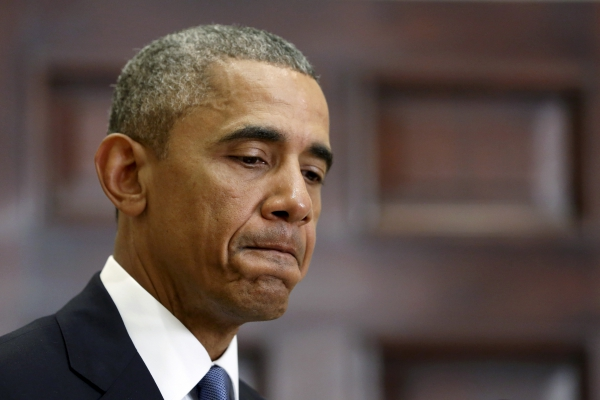 Россияне считают Обаму своим главным врагом