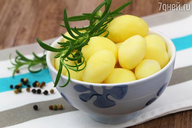 Картофель: четыре легких блюда из этого вкусного и полезного овоща