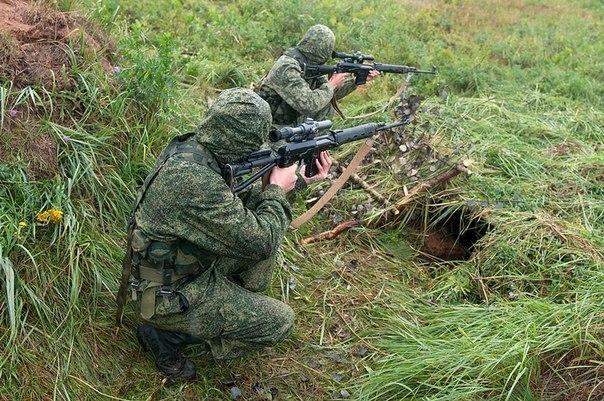 Виды снайперских пар