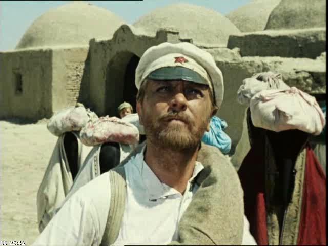 Фильм «Белое солнце пустыни» вышел на экраны страны 45 лет назад
