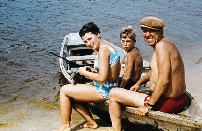 Фотографии известных россиян, сделанные в непривычной обстановке фото, история, знаменитости