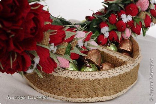 Свит-дизайн Валентинов день Моделирование конструирование Конкурсная работа Женское и мужское начала Мое представление  фото 8