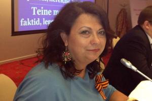 Галина Сапожникова: Иногда лучше петь, чем говорить
