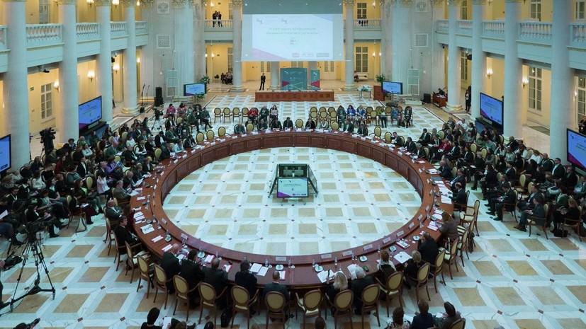 Заместитель гендиректора ЮНЕСКО приедет в Петербург на Международный культурный форум