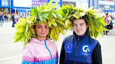 Щедрая осень: как в Барнауле отметили праздник урожая