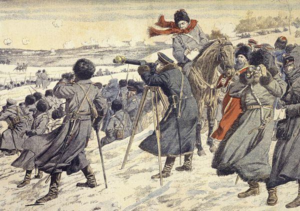 Русская контрразведка в войне 1904-1905 гг.