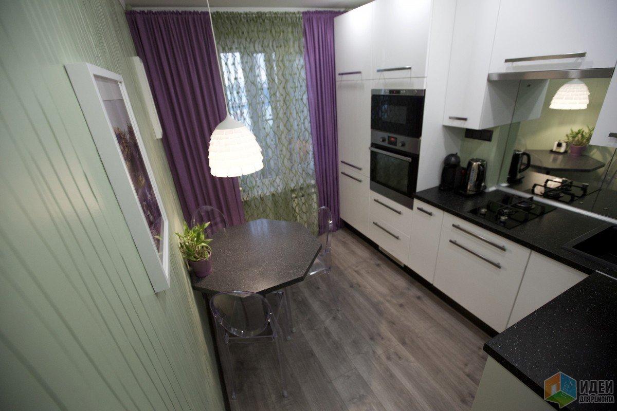 Наше гнездо. Кухня-столовая. Реализация фантазий