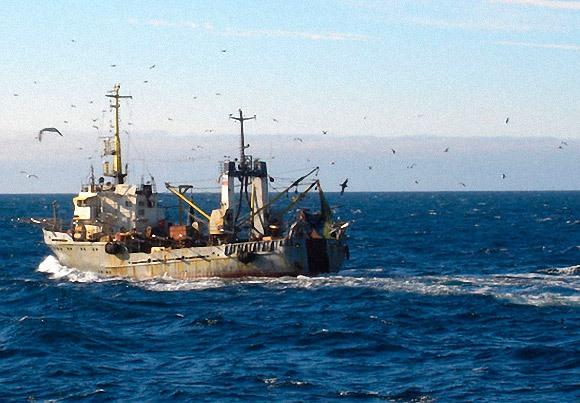 рыбацкий флот россии
