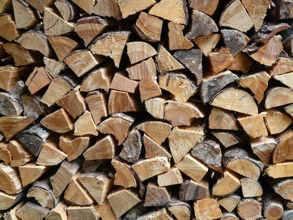 НАША ДАЧА. Где и как хранить дрова