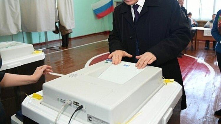 Госдума рассмотрит пакет законопроектов об электронном голосовании в России
