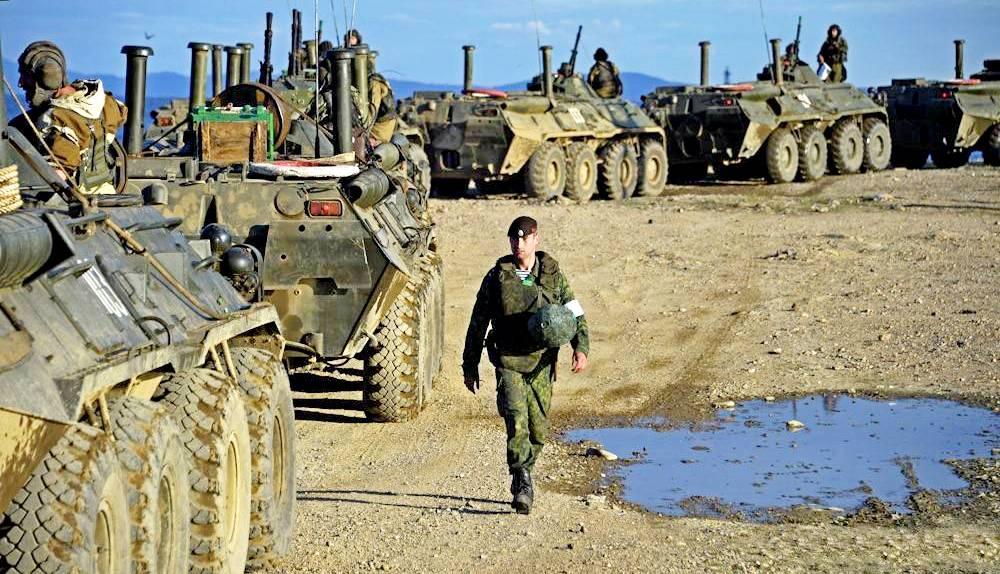 Мятеж в Душанбе подавит российская пехота