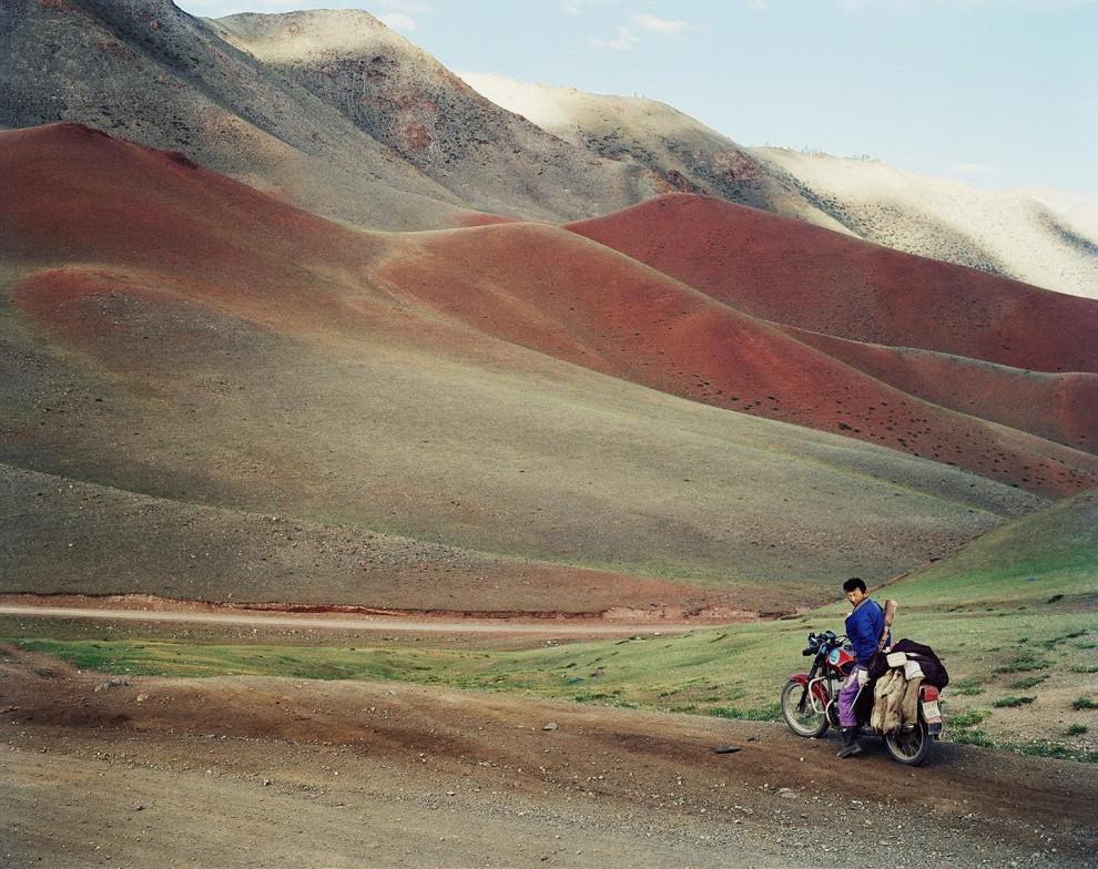 Сказочная Монголия глазами французского фотографа