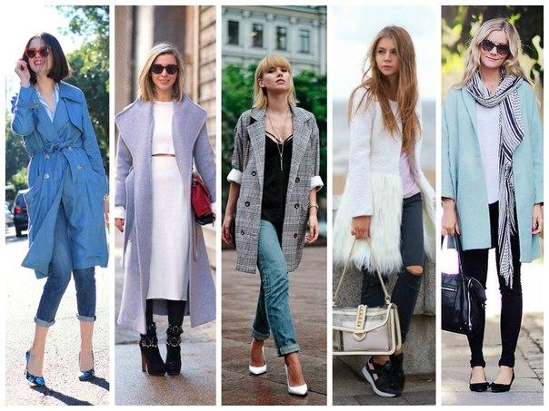 Уличная мода: утепленные образы от модных блоггеров