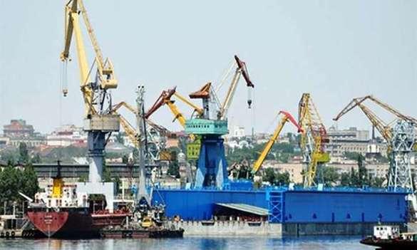 Херсонский морской порт не доживёт до 2017 года