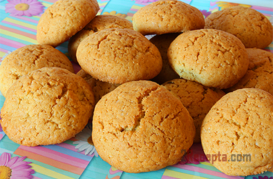 рецепты печенья из майонеза