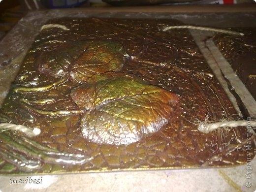 Восхитительные работы в технике Пейп-арт с мозаикой из яичной скорлупы от meribes (19) (520x390, 140Kb)