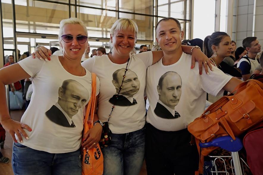 Как российские туристы убивают экономику Литвы