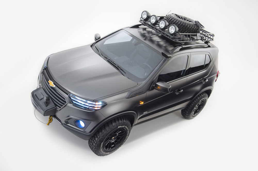 Новая Chevrolet Niva. Хорошая и плохая новости
