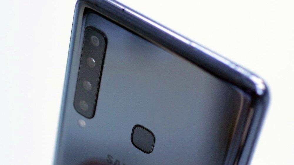 Samsung Galaxy A9 - второй подход к камерофону