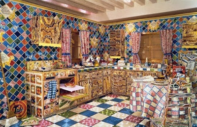 Она сделала кухню «мечты» св…