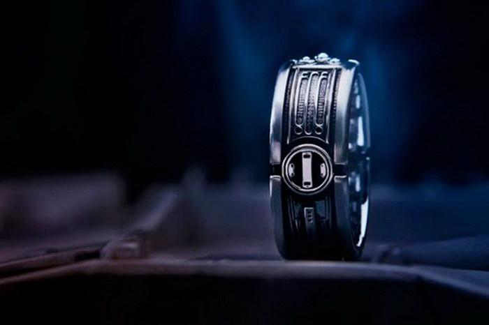 Настоящий световой меч диза, кольцо, креатив