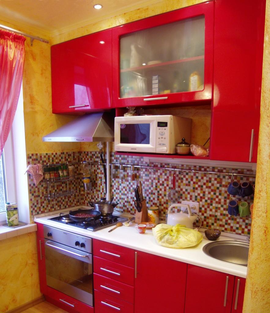 Маленькие кухни фото хозяек квартир