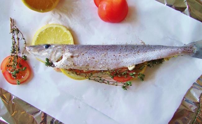 Путассу рыба рецепт с фото
