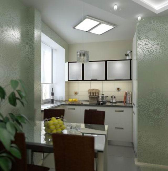 Красивый дизайн кухни в хрущевке: Кухня со вкусом. Обсуждение на LiveInternet