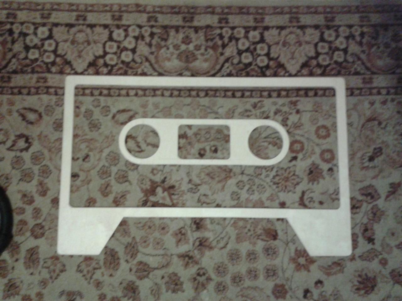 """Столик """"кассета"""" интересное, фото"""