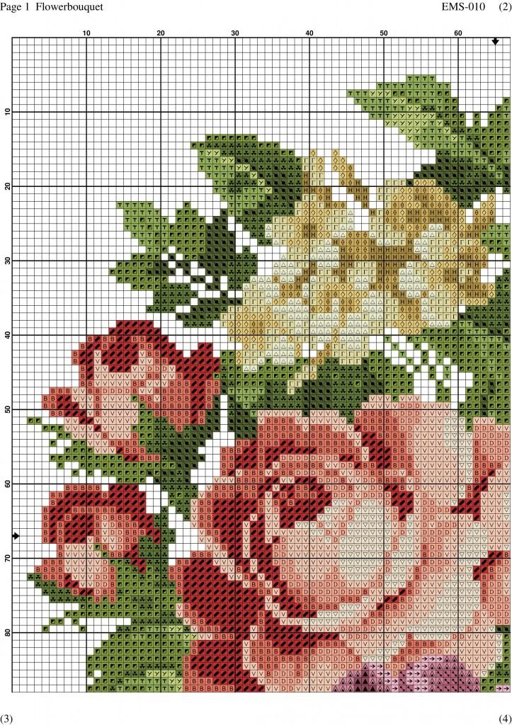 Flowerbouquet -001