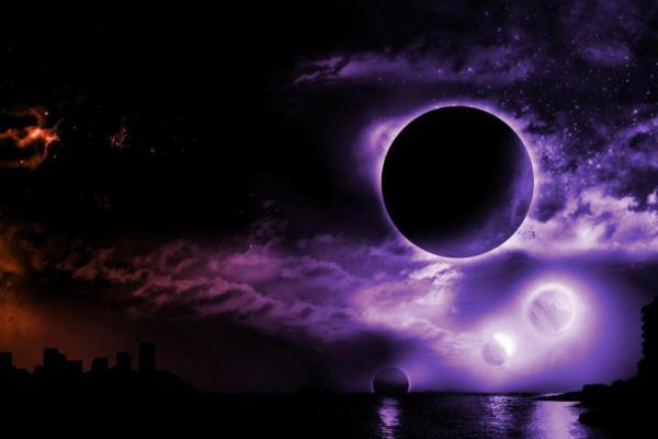 Дни Черной Луны в феврале 2016