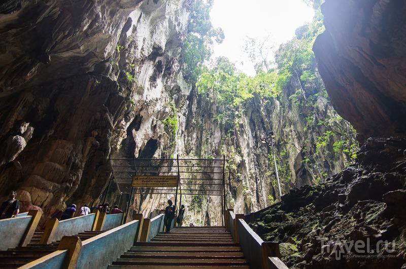 Поездка в Пещеры Бату / Фото из Малайзии