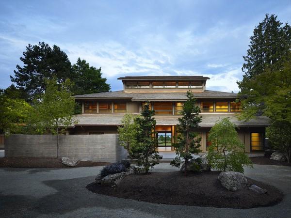 Engawa House в Сиэтле
