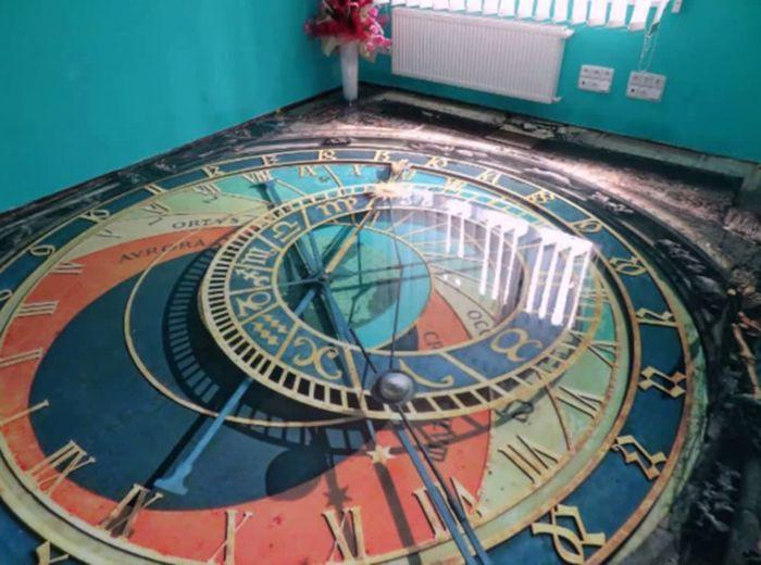 Эти полы заставят интерьер комнат и помещений играть новыми красками